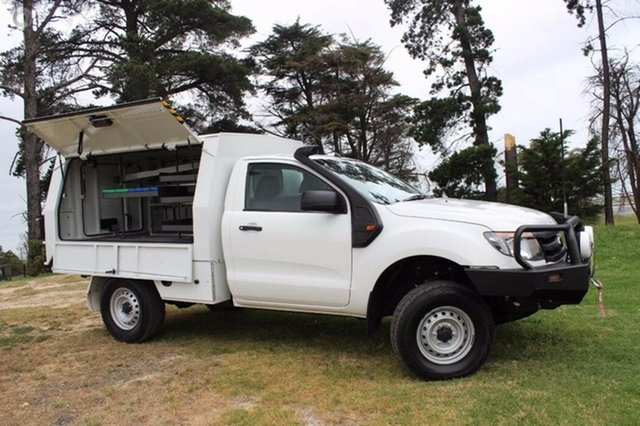 Used Ford Ranger XL, Officer, 2012 Ford Ranger XL Cab Chassis