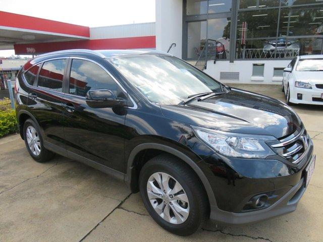 Used Honda CR-V VTI-S4, Toowoomba, 2013 Honda CR-V VTI-S4 Wagon