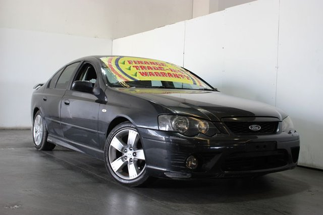 Used Ford Falcon XR6, Underwood, 2007 Ford Falcon XR6 Sedan