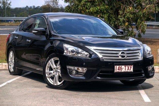 Used Nissan Altima Ti-S X-tronic, Moorooka, Brisbane, 2013 Nissan Altima Ti-S X-tronic Sedan