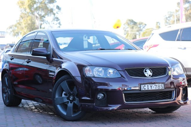 Used Holden Commodore SS Z Series, Narellan, 2012 Holden Commodore SS Z Series Sedan