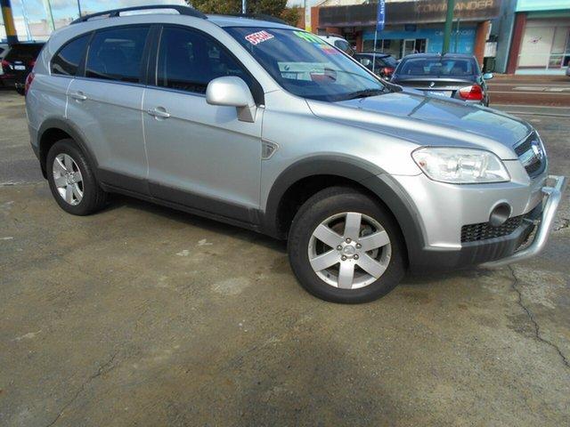 Used Holden Captiva LX (4x4), Victoria Park, 2009 Holden Captiva LX (4x4) Wagon
