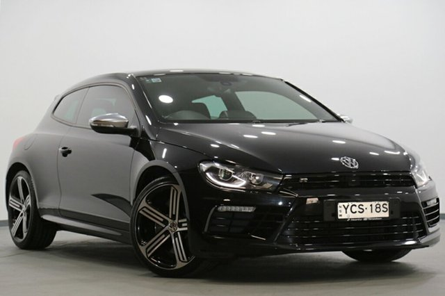 Discounted Used Volkswagen Scirocco R Coupe DSG, Narellan, 2015 Volkswagen Scirocco R Coupe DSG Hatchback