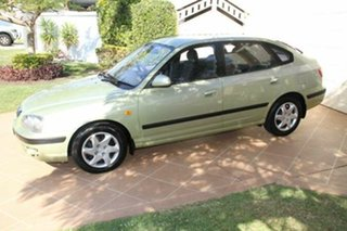 Used Hyundai Elantra FX, Bundall, 2005 Hyundai Elantra FX XD MY05 Hatchback