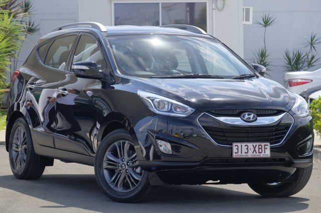 Used Hyundai ix35 Elite AWD, Bowen Hills, 2015 Hyundai ix35 Elite AWD Wagon