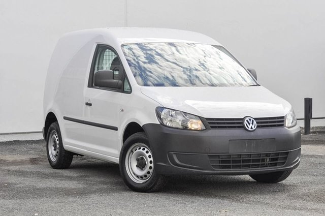 Used Volkswagen Caddy TDI250 SWB DSG, Southport, 2011 Volkswagen Caddy TDI250 SWB DSG Van