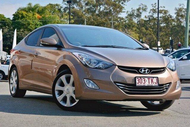 Used Hyundai Elantra Premium, Moorooka, Brisbane, 2013 Hyundai Elantra Premium Sedan