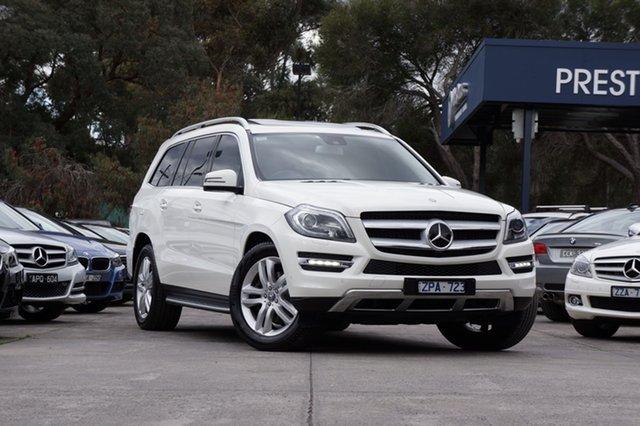 Used Mercedes-Benz GL350 BlueTEC 7G-Tronic +, Balwyn, 2013 Mercedes-Benz GL350 BlueTEC 7G-Tronic + Wagon
