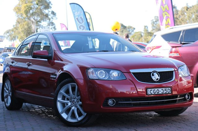 Used Holden Calais, Narellan, 2011 Holden Calais Sedan