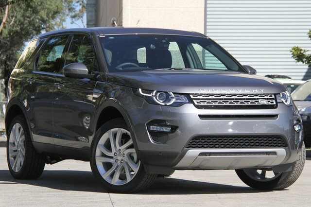 Demonstrator, Demo, Near New Land Rover Discovery Sport TD4 150 HSE 7 Seat, Concord, 2017 Land Rover Discovery Sport TD4 150 HSE 7 Seat Wagon