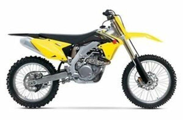 Discounted Used Suzuki RM-Z450 450CC, Townsville, 2016 Suzuki RM-Z450 450CC