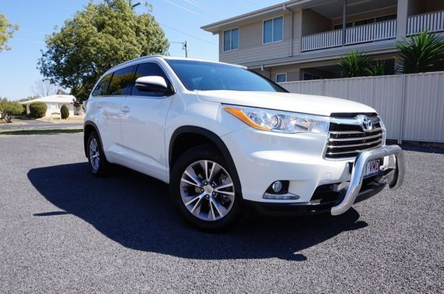 Discounted Used Toyota Kluger GXL 2WD, 2014 Toyota Kluger GXL 2WD Wagon