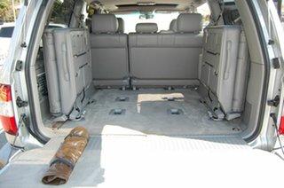 2006 Toyota Landcruiser Sahara (4x4) Wagon.