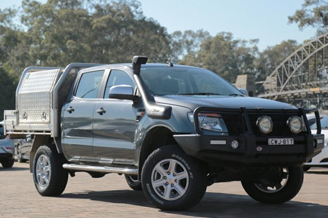 Used Ford Ranger XLS Double Cab, Warwick Farm, 2014 Ford Ranger XLS Double Cab Utility