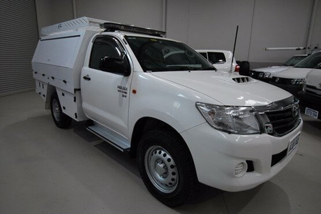 Used Toyota Hilux SR, Kenwick, 2013 Toyota Hilux SR Cab Chassis