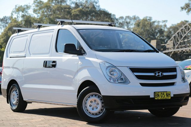 Used Hyundai iLOAD, Warwick Farm, 2011 Hyundai iLOAD Van