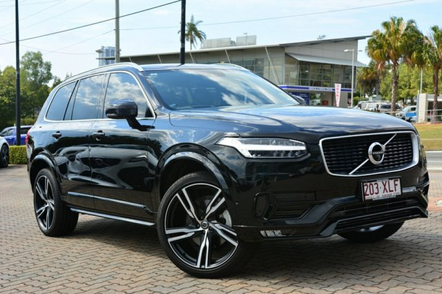 Discounted Demonstrator, Demo, Near New Volvo XC90 D5 Geartronic AWD R-Design, Southport, 2017 Volvo XC90 D5 Geartronic AWD R-Design Wagon