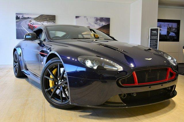 New Aston Martin V8 Vantage S, Southport, 2017 Aston Martin V8 Vantage S Coupe
