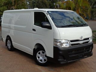 Used Toyota Hiace LWB, Bokarina, 2012 Toyota Hiace LWB KDH201R MY11 Van