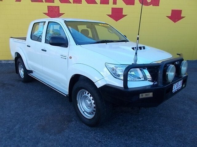 Used Toyota Hilux SR Double Cab, Winnellie, 2013 Toyota Hilux SR Double Cab Utility