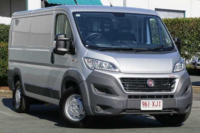 Demonstrator, Demo, Near New Fiat Ducato Low Roof MWB, Acacia Ridge, 2016 Fiat Ducato Low Roof MWB Series 6 Van