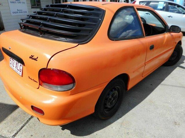 Used Hyundai Excel Sprint Twin Cam, Moorooka, 1999 Hyundai Excel Sprint Twin Cam X3 Hatchback