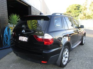 2009 BMW X3 xDrive Wagon.