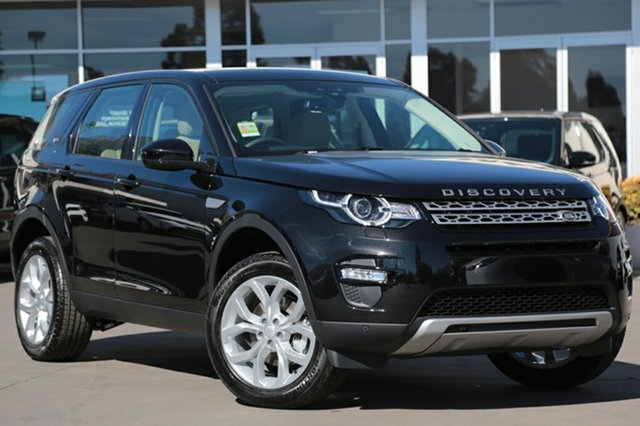 New Land Rover Discovery Sport TD4 180 HSE, Narellan, 2017 Land Rover Discovery Sport TD4 180 HSE SUV