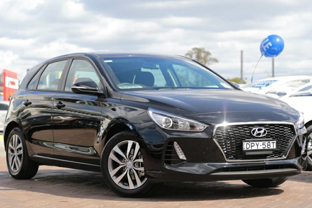 Discounted Demonstrator, Demo, Near New Hyundai i30 Active, Southport, 2017 Hyundai i30 Active Hatchback