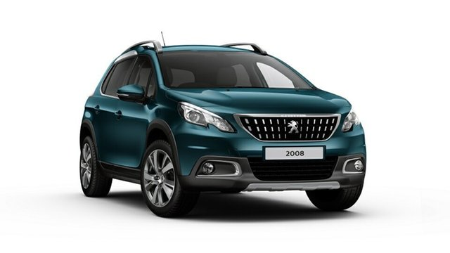 Demonstrator, Demo, Near New Peugeot 2008 Allure, Nambour, 2016 Peugeot 2008 Allure A94 MY17 Wagon