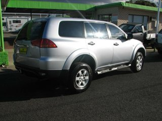 2012 Mitsubishi Challenger Turbo Diesel Wagon.