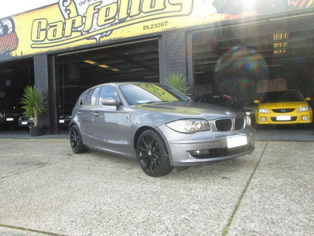 Used BMW 120i Sports, O'Connor, 2009 BMW 120i Sports Hatchback