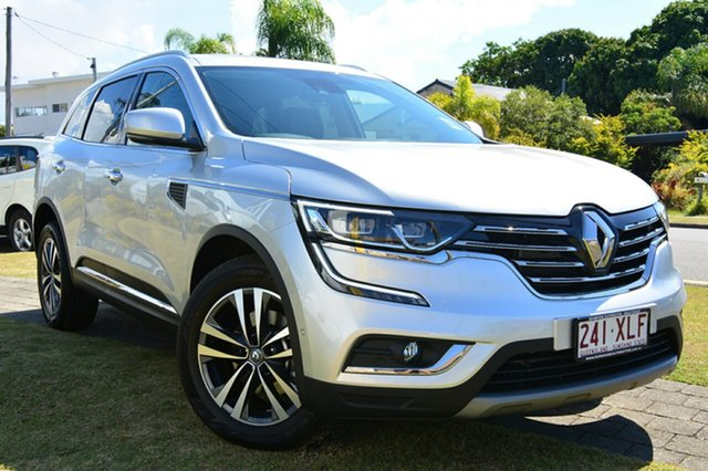 Discounted Demonstrator, Demo, Near New Renault Koleos Intens X-tronic, Southport, 2017 Renault Koleos Intens X-tronic Wagon