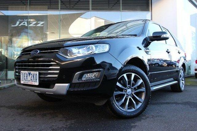 Used Ford Territory Titanium Seq Sport Shift, Hoppers Crossing, 2015 Ford Territory Titanium Seq Sport Shift Wagon