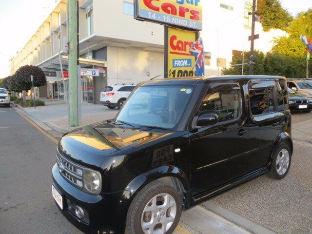Used Nissan Cube, Southport, 2004 Nissan Cube Wagon