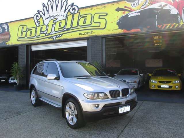 Used BMW X5, O'Connor, 2004 BMW X5 Wagon