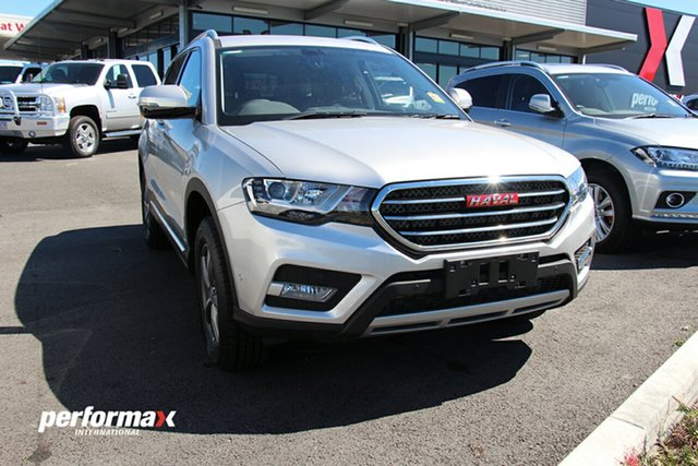 New Haval H6 Premium, North Lakes, 2016 Haval H6 Premium Wagon