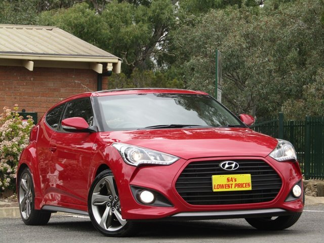 Used Hyundai Veloster SR Coupe Turbo, 2014 Hyundai Veloster SR Coupe Turbo Hatchback