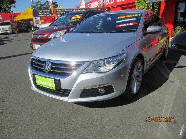 Used Volkswagen Passat CC V6 FSI, Capalaba, 2009 Volkswagen Passat CC V6 FSI Coupe