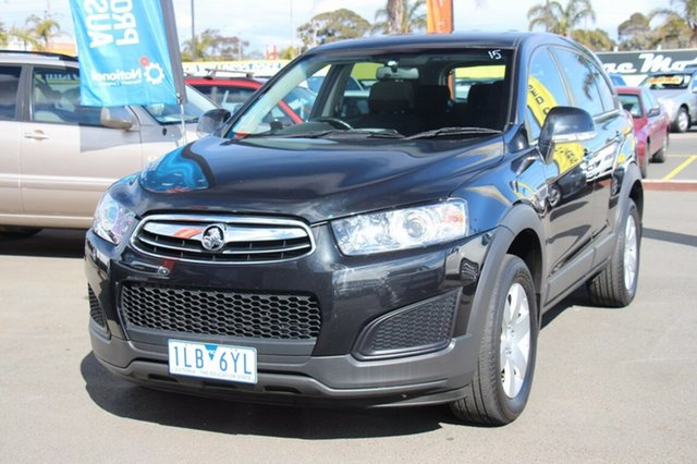 Used Holden Captiva 7 LS, Cheltenham, 2014 Holden Captiva 7 LS Wagon