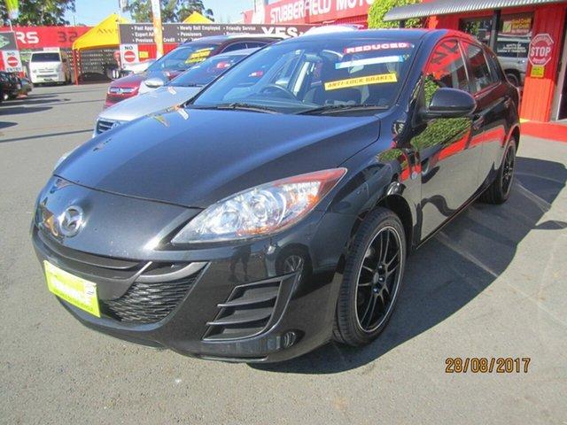 Used Mazda 3 Neo, Capalaba, 2010 Mazda 3 Neo Hatchback