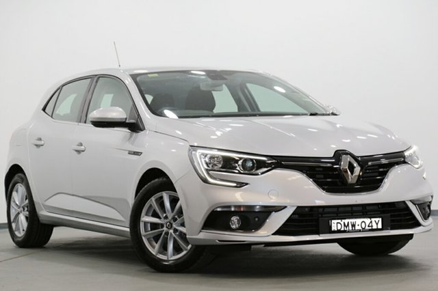 Discounted Demonstrator, Demo, Near New Renault Megane Zen EDC, Narellan, 2016 Renault Megane Zen EDC Hatchback