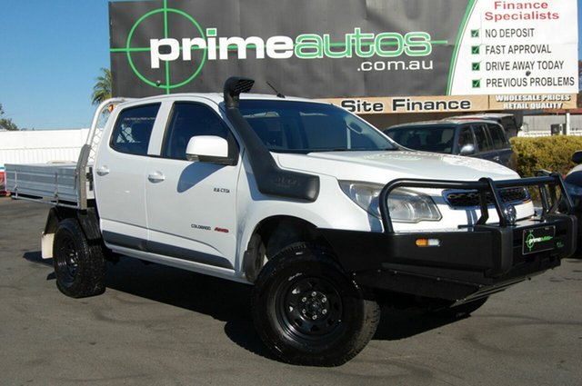 Used Holden Colorado LT (4x4), Loganholme, 2013 Holden Colorado LT (4x4) Crew Cab P/Up