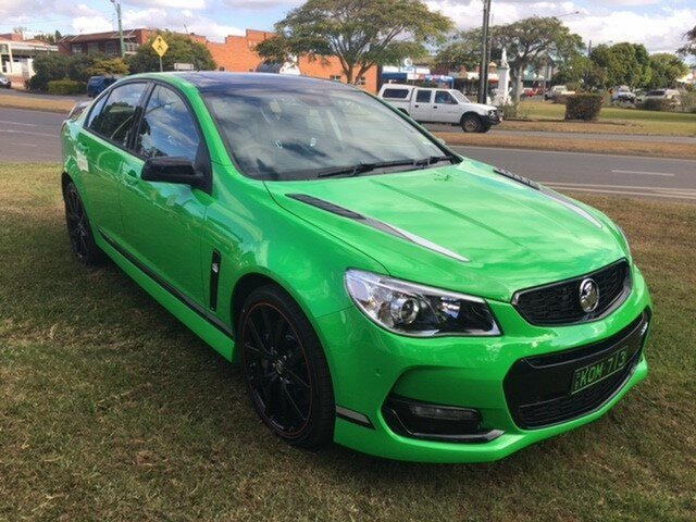 New Holden Commodore Motorsport Edition, Atherton, 2017 Holden Commodore Motorsport Edition Sedan