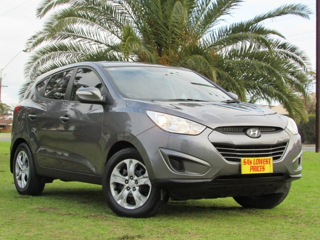 Used Hyundai ix35 Active, 2009 Hyundai ix35 Active Wagon