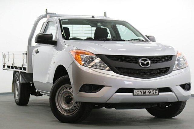Used Mazda BT-50 XT 4x2, Narellan, 2014 Mazda BT-50 XT 4x2 Cab Chassis