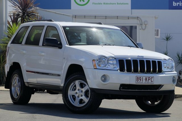 Used Jeep Grand Cherokee Limited, Toowong, 2005 Jeep Grand Cherokee Limited Wagon