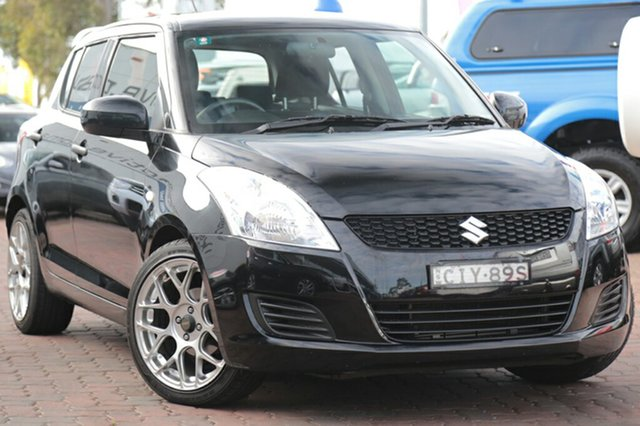 Used Suzuki Swift GA, Narellan, 2012 Suzuki Swift GA Hatchback