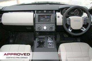 2017 Land Rover Discovery SD4 SE Wagon.