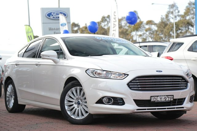 Discounted Used Ford Mondeo Trend SelectShift, Narellan, 2016 Ford Mondeo Trend SelectShift Hatchback